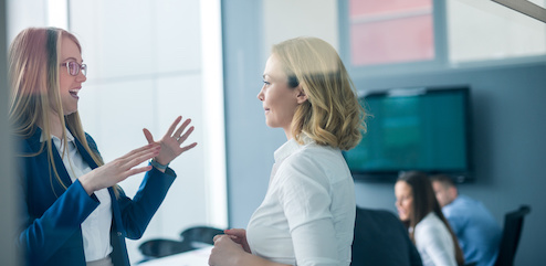 Female Bullying in Workplace